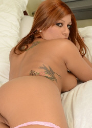 Briana Lee Extreme Bedroom Strip - Picture 14