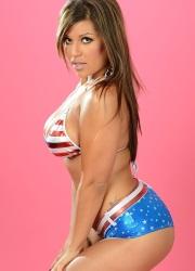 Briana Lee Extreme Patriotic - Picture 3